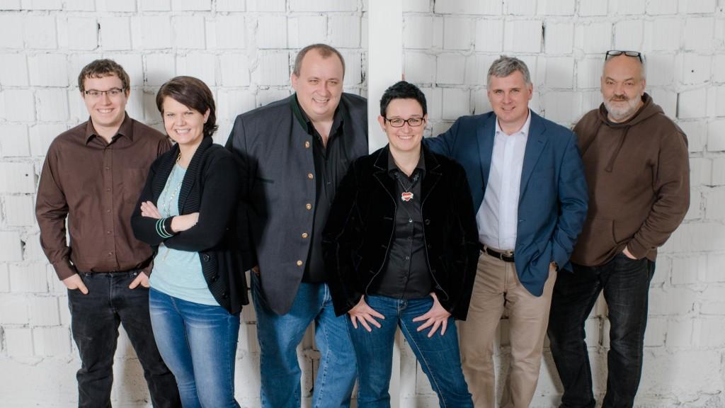 Esculenta Mitarbeiter-Gruppenfoto
